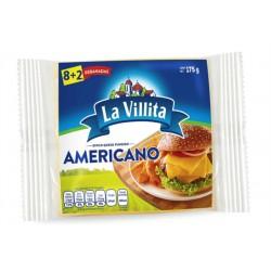 La Villita American Cheese