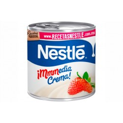 Half cream Nestle