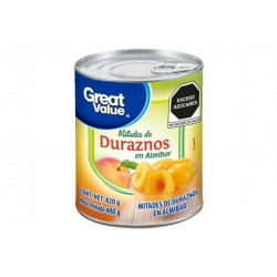 Canned Sliced Peach