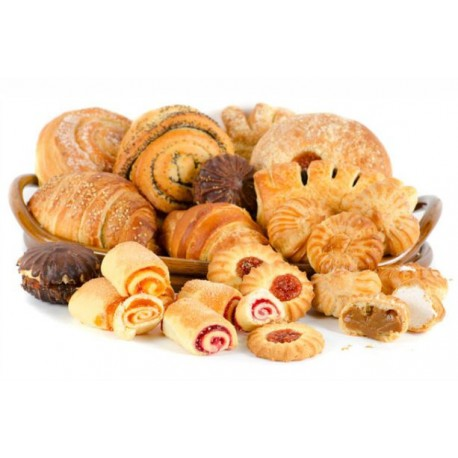 Assorted Sweet Bread and Cakes