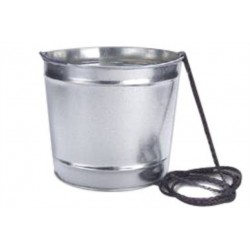 Bucket With Lanyard for Lifeboats